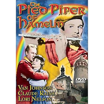 Pied Piper of Hamelin (1957) [DVD] USA import