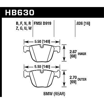Hawk Performance HB630G.626 DTC-60