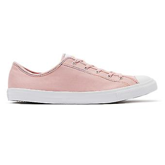 Converse Chuck Taylor All Star Dainty Womens Coastal Pink Ox Trainers