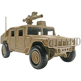 Snaptite Plastic Model Kit Humvee 1:25 85 1970