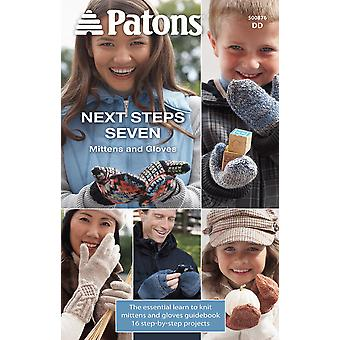 Patons Next Steps Seven: Mittens & Gloves Knit Pa 876
