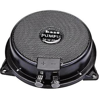 Bil subwoofer passiv 130 mm 80 W Sinuslive Bass-pumpe III 8 Ω