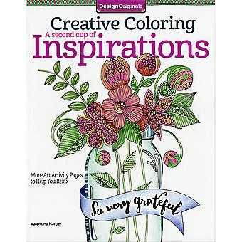 Design Originals-Creative Coloring Inspirations 2 DO-01125