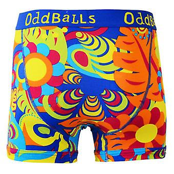 Oddballs Hippy Jungle Boxer Shorts