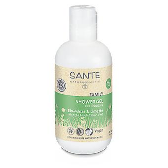Sante Family Shower Gel Bio Mint