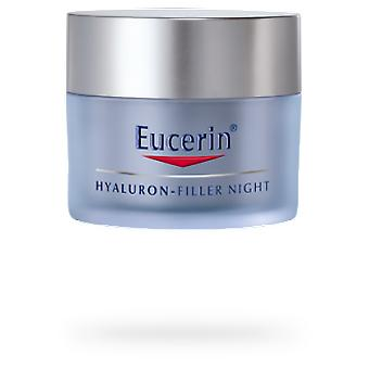 Eucerin Hyaluron Filler Night 50Ml (Beauty , Facial , Anti-Ageing , Anti Wrinkle)