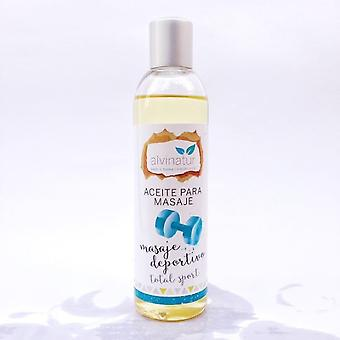 Alvinatur Sports massage Massage Oil