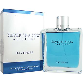 Silver Shadow Altitude for Men by Davidoff 3.4 oz EDT Spray