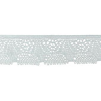 Antique Cotton Cluny Lace Trim 1-7/8