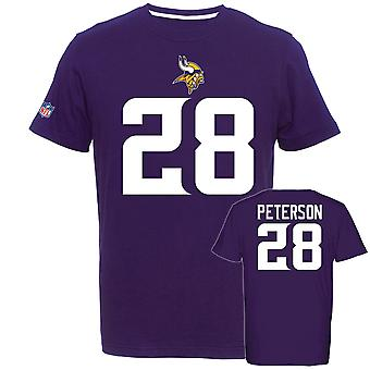 Majestic NFL fan shirt - Minnesota Vikings Adrian Peterson