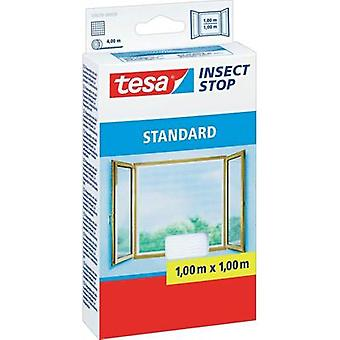 Fly screen TESA tesa® Insect Stop STANDARD (L x W) 1000 mm x 1000 mm White 1 pc(s)