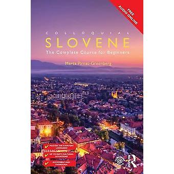 Colloquial Slovene by Marta PirnatGreenberg