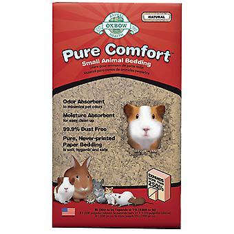 Oxbow ren komfort sengetøj hvid 8.2ltr