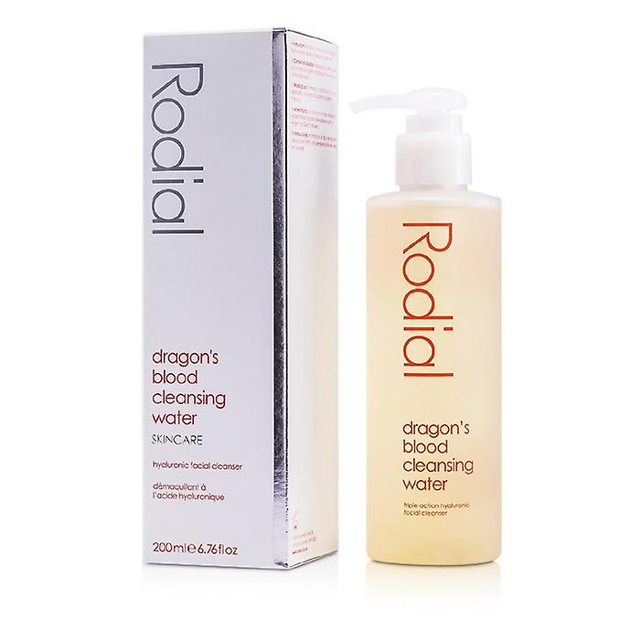 Rodial Dragon's Blood rengöring vatten 200ml/6,67 oz