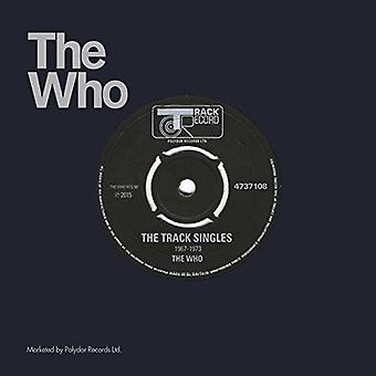 Who - Tracks Singles Box [Vinyl] USA import