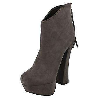 Damer Suedette højhælede støvler af CoCo