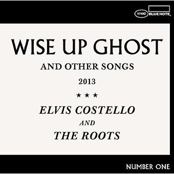 Elvis Costello & the Roots - Wise Up Ghost [CD] USA import