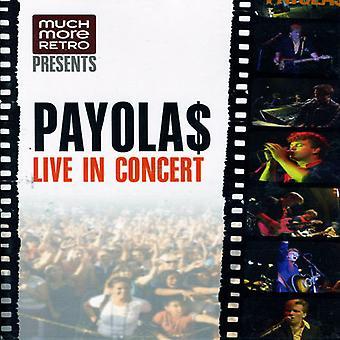 Payolas - Live i koncert [DVD] USA import