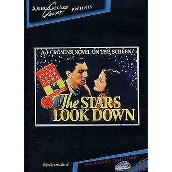 Stars ver hacia abajo (1939) import USA [DVD]