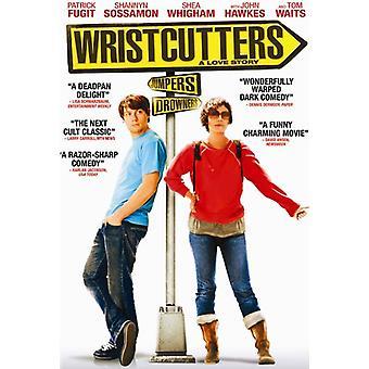Wristcutters [DVD] USA import