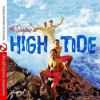 Surfere - surfere ved højvande [CD] USA importerer