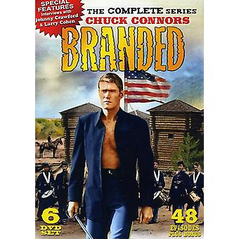 Branded - Branded: Complete Series Special [DVD] USA import