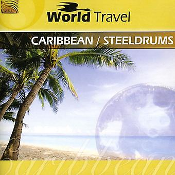 World Travel - World Travel: Caribbean/Steeldrums [CD] USA import