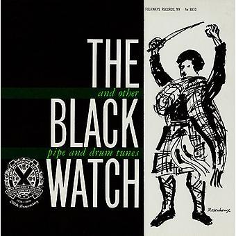 Royal Highland Regiment - Black Watch & andra Pipe & trumma Tunes [CD] USA import
