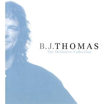 B.J. Thomas - endelig opkrævning [CD] USA import