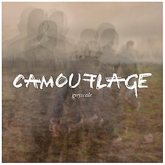 Camouflage - gråtoner [CD] USA importerer