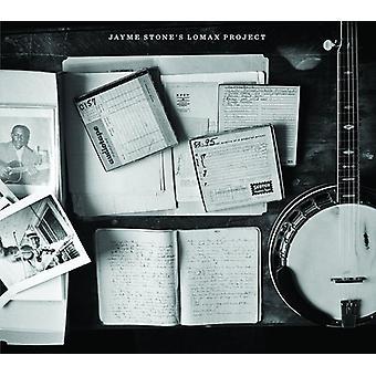Jayme Stone - Jayme sten Lomax projekt [CD] USA import