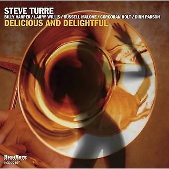Steve Turre - Delicious & Delightful [CD] USA import