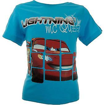 Drenge Disney Carsning McQueen T-shirt OE1208