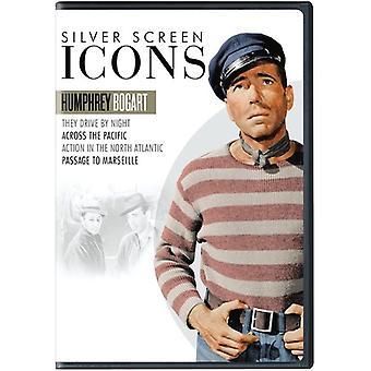 Silver Screen ikony: Humphrey Bogart [DVD] USA import