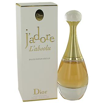 Christian Dior Women Jadore L'absolu Eau De Parfum Spray By Christian Dior
