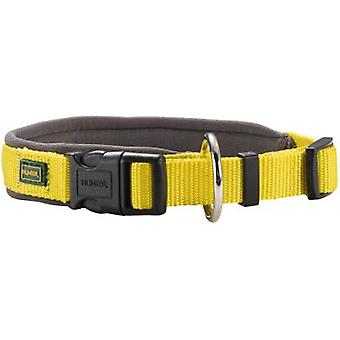 Hunter Collar Neopren Vario Plus Yellow and Gray