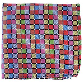 Knightsbridge Neckwear Squares Silk Pocket Square - Multi-colour