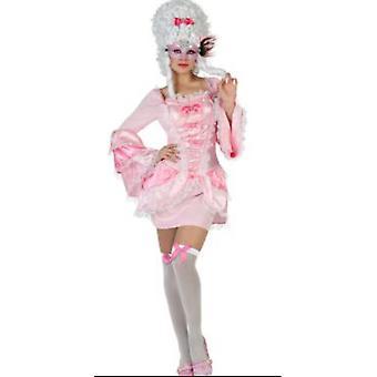 Donne costumi medievali donna dress sexy rosa