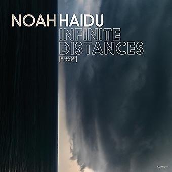 Noah Haidu - Infinite Distances [CD] USA import