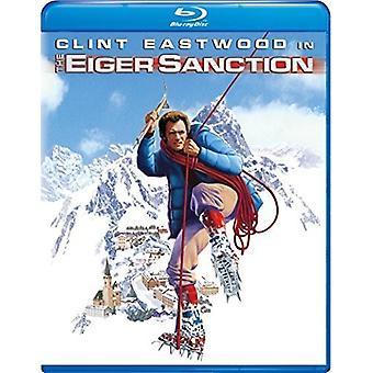 Eiger Sanction [Blu-ray] USA import