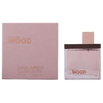 Dsquared She Wood Vapo Edp 100 Ml (Woman , Perfume , Women´s Perfumes)