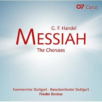 Handel / Kammerchor Stuttgart / importación Barockorchester - Mesías - los E.e.u.u. coros [CD]