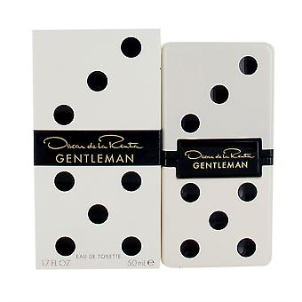 Oscar de la Renta Gentleman 50ml Eau de Toilette Spray for Men