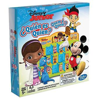 Parker Games Who's Who Disney (Toys , Boardgames , Family Games)