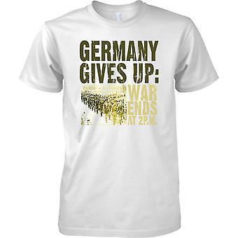 Deutschland gibt sich - Krieg enden 14:00 - WW1 - Kinder T Shirt