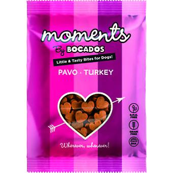 Moments Moments Dog Dinde 60gr (Chiens , Snacks et friandises , Semi-humides)