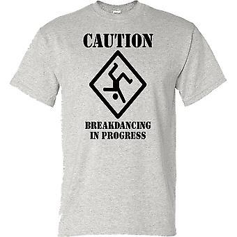 Forsiktig Breakdance i fremgang Hip Hop damer T skjorte
