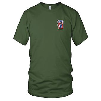 US Army - 508th Airborne Infantry Regimental Combat Team Embroidered Patch - - 508th Chapter Mens T Shirt