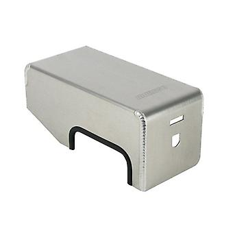 Moroso 74220 Aluminum Fuse Box Cover for Mustang