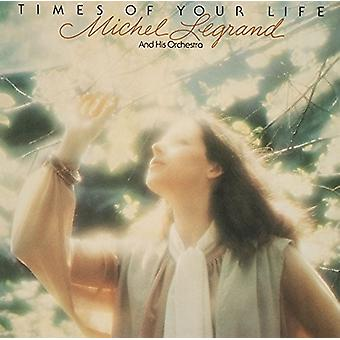 Michel Legrand - Times of Your Life [CD] USA import